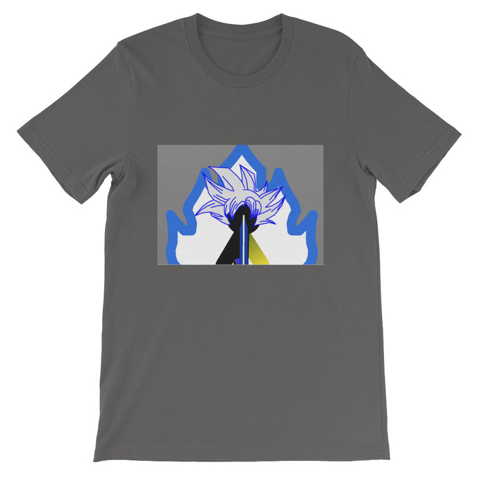 Ultra Tai Blue Aura Short-Sleeve Unisex T-Shirt