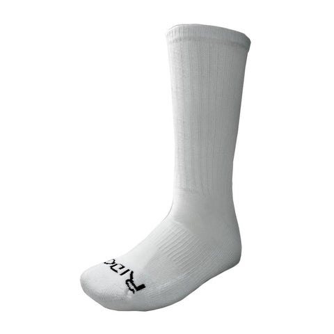 156/157 Men's White Crew Socks