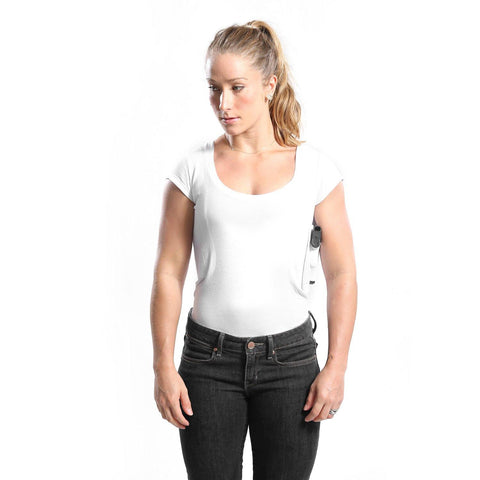 Packin' Tee ® Women's Shirt with Holster