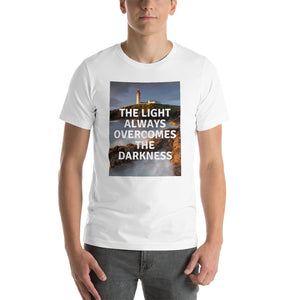 Short-Sleeve Unisex T-Shirt. Highlighting your future. - Marianade'Dick,topfitnessproducts,raceofchampions