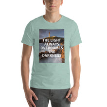 Load image into Gallery viewer, Short-Sleeve Unisex T-Shirt. Highlighting your future. - Marianade'Dick,topfitnessproducts,raceofchampions