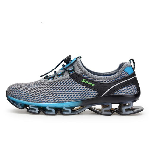 Super Cool breathable running shoes men sneakers bounce summer outdoor sport shoes Professional Training shoes plus size 47 - Marianade'Dick,topfitnessproducts,raceofchampions