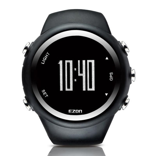 Best Selling EZON T031 Luxury Original Brand GPS Timing Running Sports Watch Calorie Counter Digital Watches Relogio Masculino - Marianade'Dick,topfitnessproducts,raceofchampions