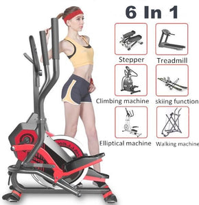 🏃Elliptical Elite Trainer Stationary Bicycle