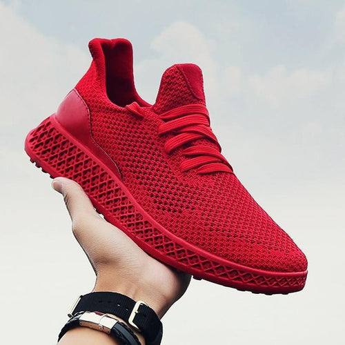 Men Sneakers Running Shoes Lightweight Sneakers Mesh Breathable Sport Shoes Jogging Walking Shoes Athletics Shoes - Marianade'Dick,topfitnessproducts,raceofchampions