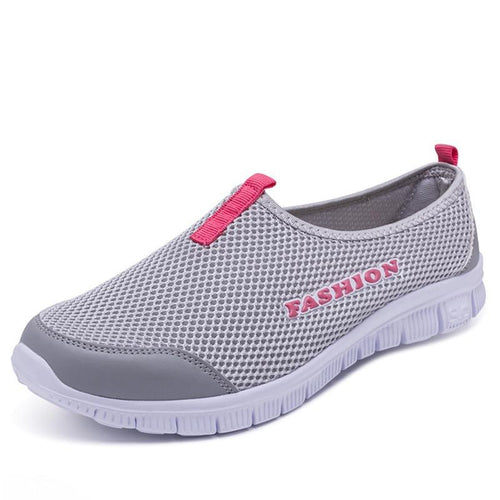 Breathable Mesh Summer Shoes Woman Comfortable Cheap Casual Ladies Shoes New Outdoor Sport Women Sneakers for Walking - Marianade'Dick,topfitnessproducts,raceofchampions