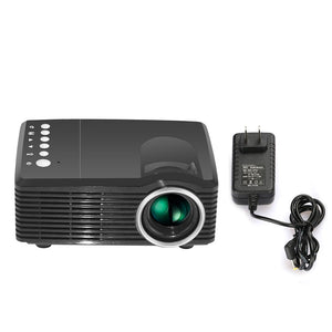Video Projector SD30 LED Projector Portable School Home Cinema Mini Projector D-TV AV Manual Focus Teaching Office - Marianade'Dick,topfitnessproducts,raceofchampions