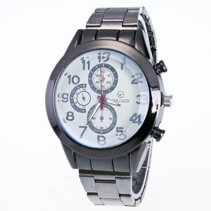 Best selling Fashion Men Motion Form Stainless Steel Sport Quartz Hour Wrist Analog Watch saat relogio kol saati horloge relojes - Marianade'Dick,topfitnessproducts,raceofchampions