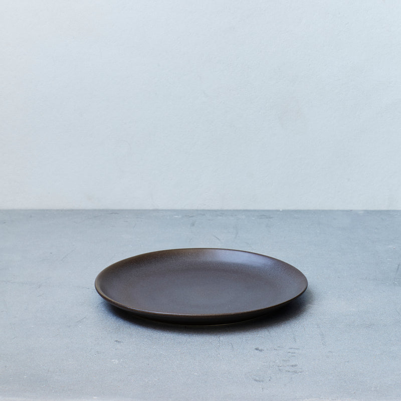SIDE PLATES x2 - charcoal