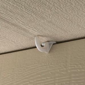 "3"" Flat Insulated and Non Insulated Roof, Alumahooks (12 Pack)"
