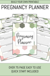 Pregnancy Planner (31 Pages)