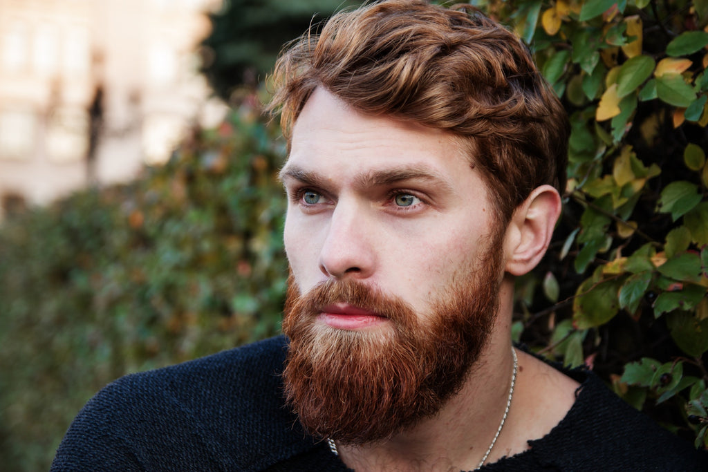 How To Overcome Common Problems When Growing Your Beard