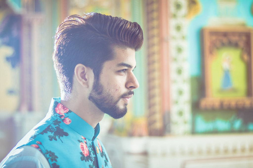 4 Steps To Create The Perfect Pompadour