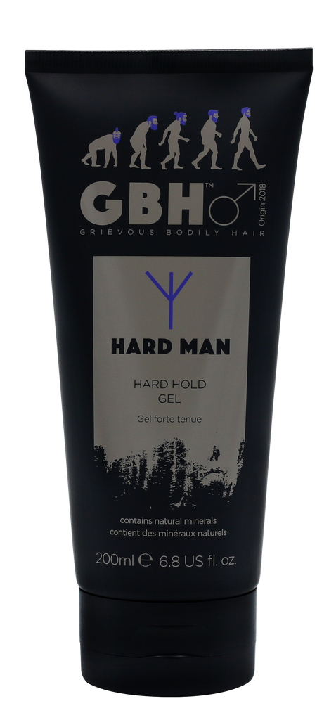 Grievous Bodily Hair Hard Man Styling Gel