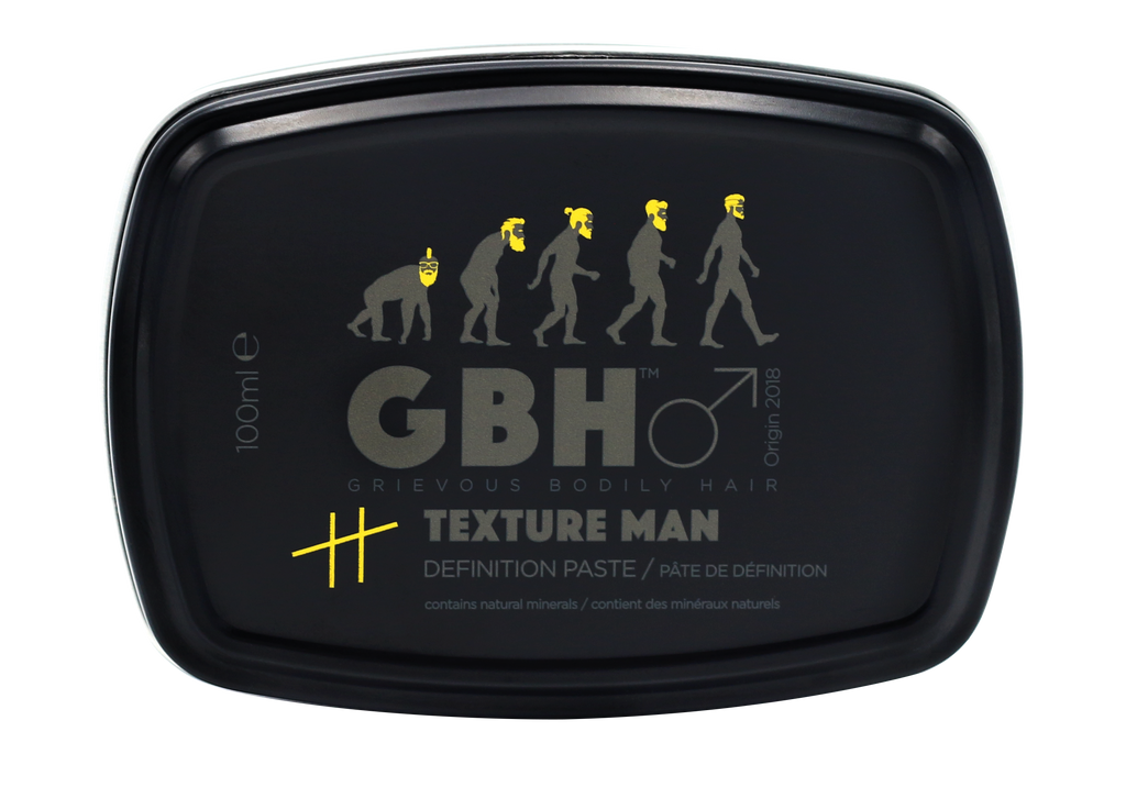 Grievous Bodily Hair Perfect Moulding Paste for Men