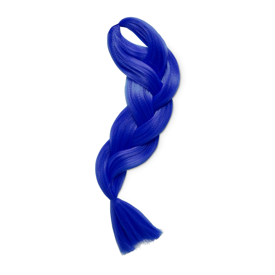 Blue - Add In Hair Extensions