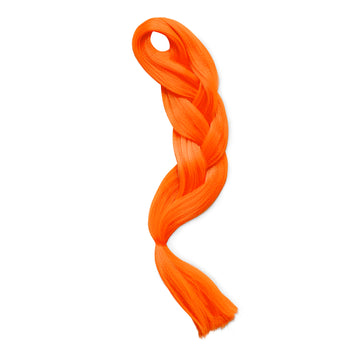 Orange - Add In Hair Extensions
