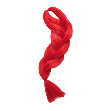 Red - Add In Hair Extensions