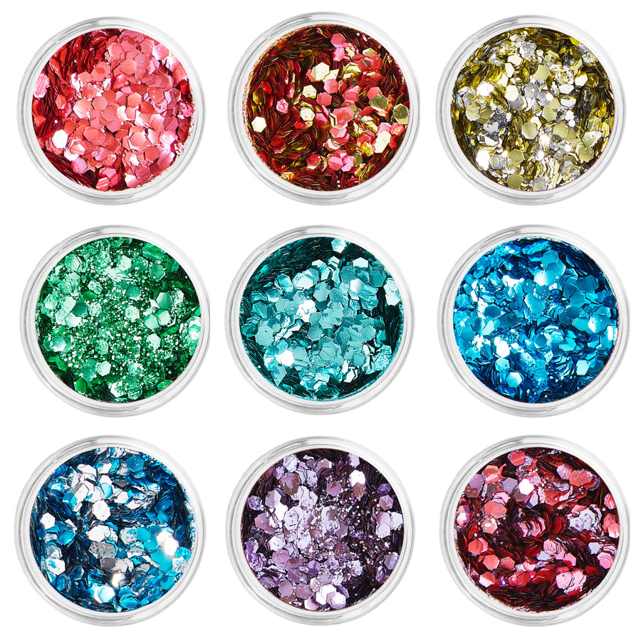Biodegradable Glitter Set