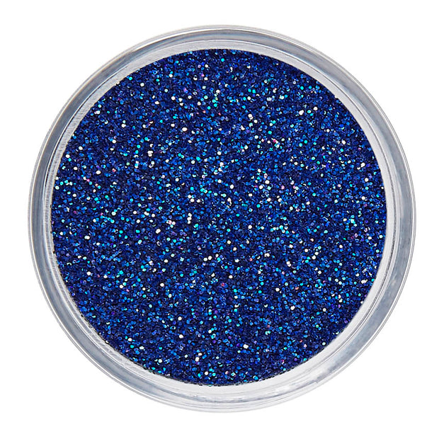 Dark Blue Cosmetic Face & Body Fine Glitter MakeUp - Avatar
