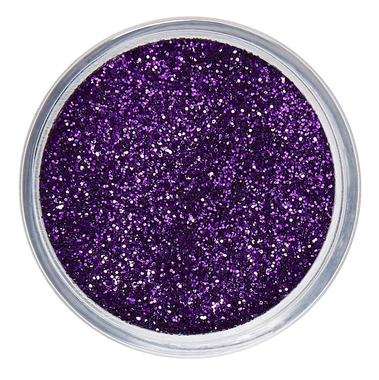 Purple Cosmetic Face & Body Fine Glitter MakeUp - Cadbury