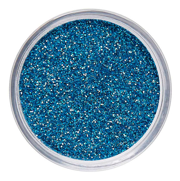 Blue Cosmetic Face & Body Fine Glitter MakeUp - London After Midnight