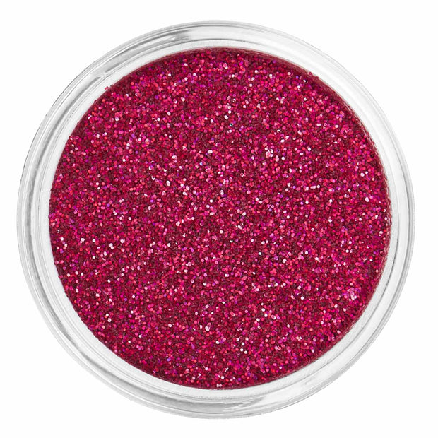 Magenta Cosmetic Face & Body Fine Glitter MakeUp - Posie Pink
