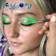 Neon Green Water Based Face Paint - Absinthe