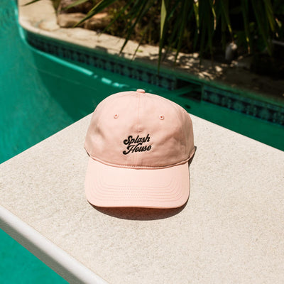 Coral Logo Dad Hat