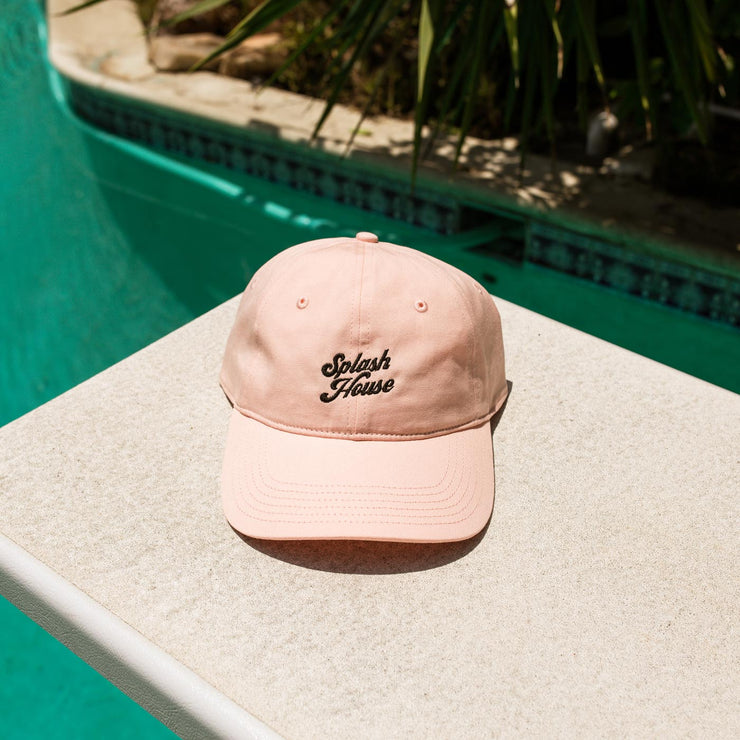 Pink Logo Dad Hat