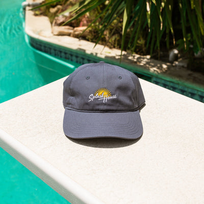 Blue Sunshine Dad Hat