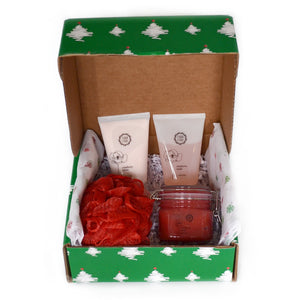 Cranberry Frost Gift Box