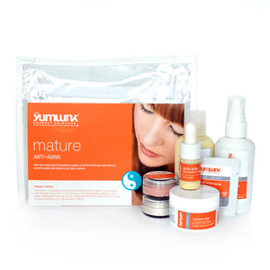Mature Anti-Aging Travel Kit