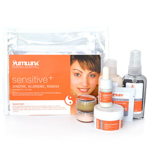 Sensitive + Travel Kit