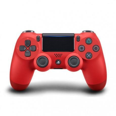 Manette PS4 Dual Shock 4 Rouge V2