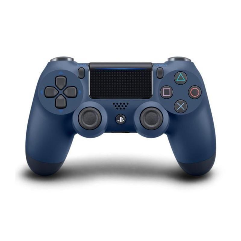 Manette PS4 Dual Shock 4 Bleu Minuit V2