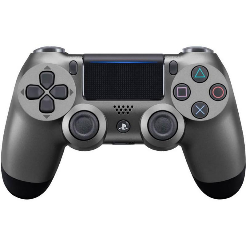 Manette PS4 Dual Shock 4 Steel Black V2
