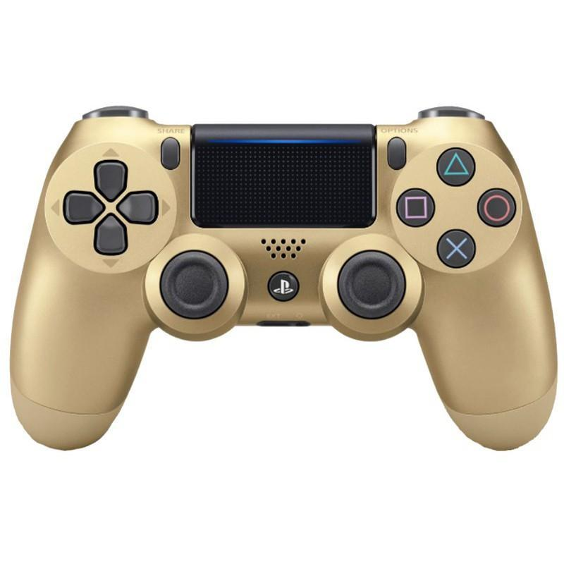 Manette PS4 Dual Shock 4 Or V2