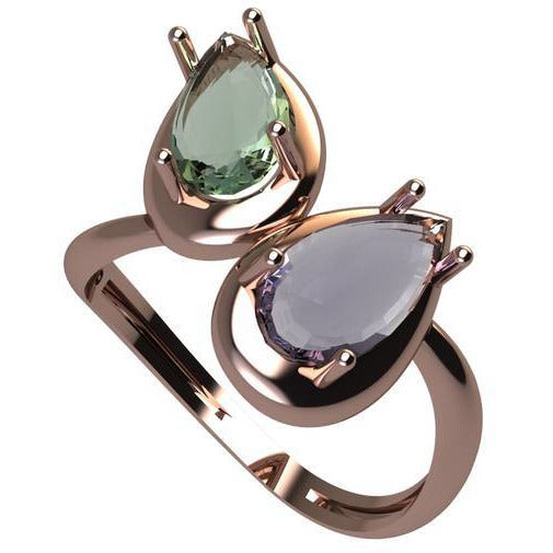 RIVIERA Gemstone Ring