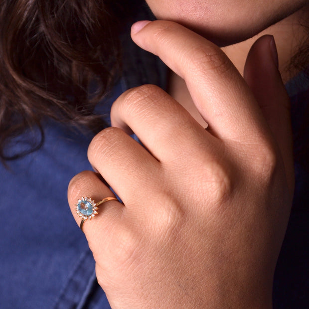 CIELO Statement Ring