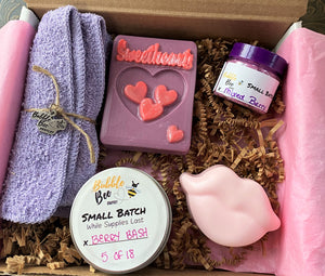 Sweethearts Soap Valentine's Day Gift Set Lg