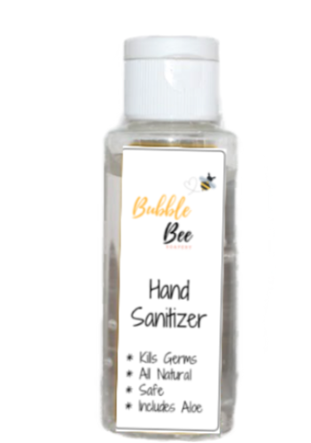 Hand Sanitizer Pocket Size Unscented