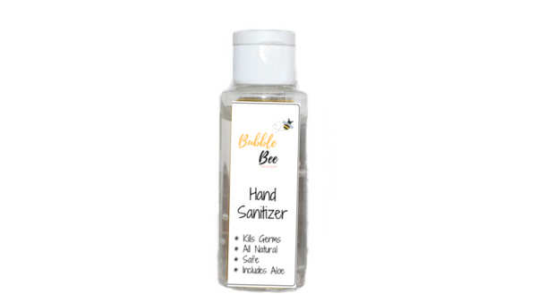 Hand Soap Bar And Hand Sanitizer Set