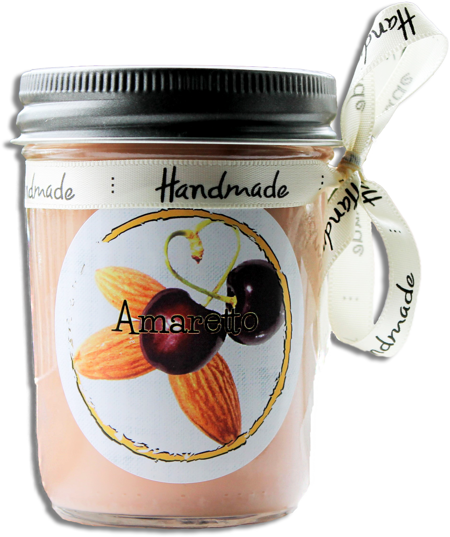 Amaretto Jar Candle
