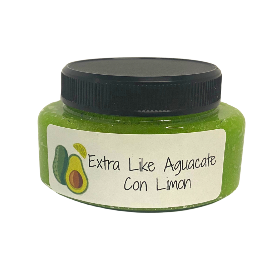 Extra Like Aguacate Con Limon Foaming Sugar Scrub