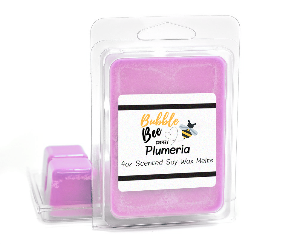 Plumeria Wax Melts