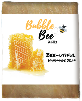"""Bee""-utiful Soap"