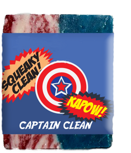 Captain Clean Soap
