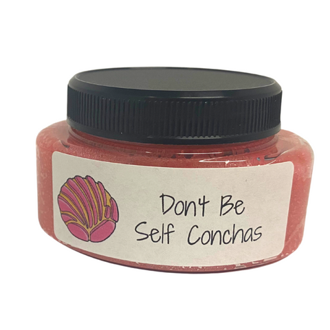 Don't Be Self Conchas Foaming Sugar Scrub