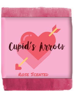 Cupid's Arrow Soap